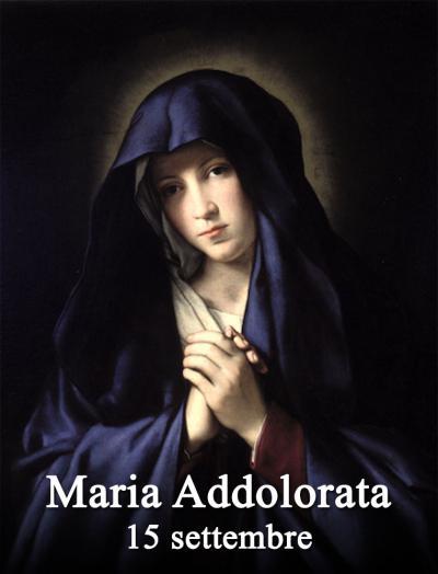 Vergine Maria Addolorata
