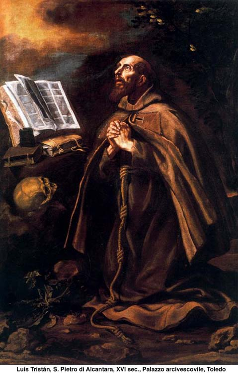 San Pietro d'Alcántara