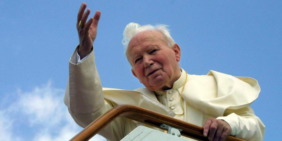 Novena Giovanni Paolo II giorno 5