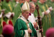 papa francesco omelia 27 ottobre 2019