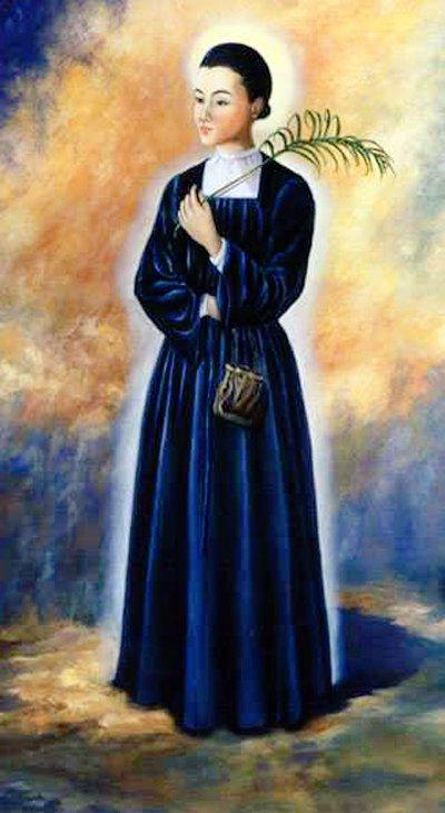 Santa Maddalena da Nagasaki, Vita Santa Maddalena da Nagasaki, martirio Santa Maddalena da Nagasaki, Martiri giapponesi