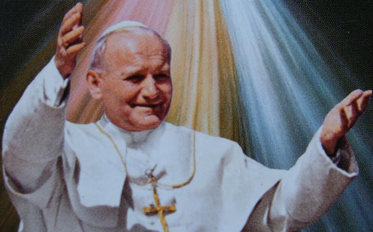 Giovanni Paolo II misericordia