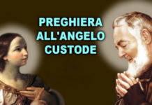 Preghiera Angelo