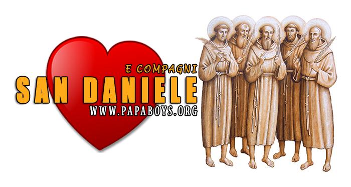 Il Santo di oggi 10 Ottobre 2019 San Daniele e compagni, Martiri