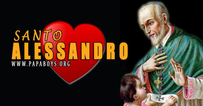 Santo Alessandro Sauli