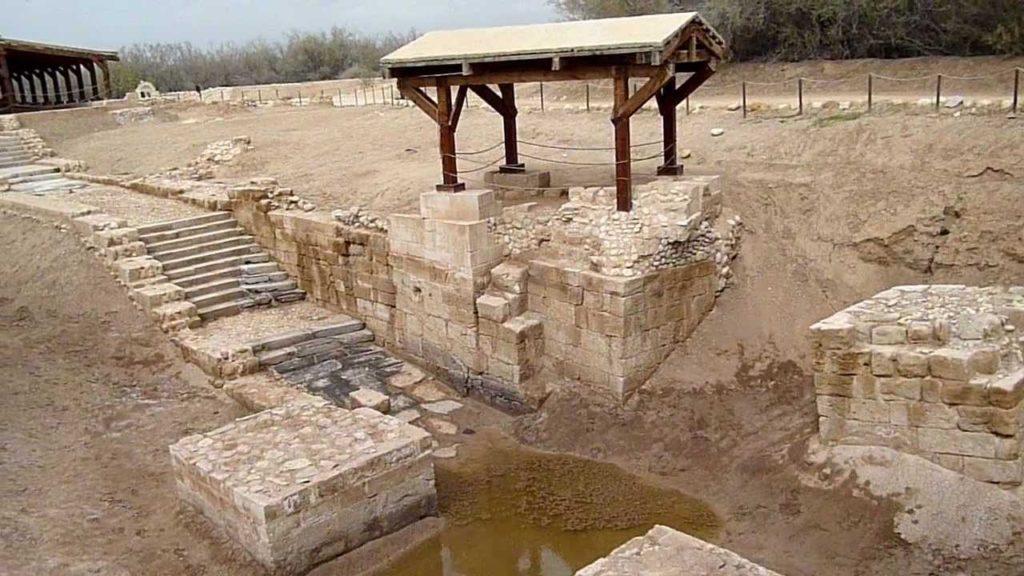 Una bella notizia dalla Terra Santa: da gennaio 2020 tornerà visitabile il luogo del Battesimo di Gesù