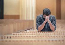 preghiera del silenzio