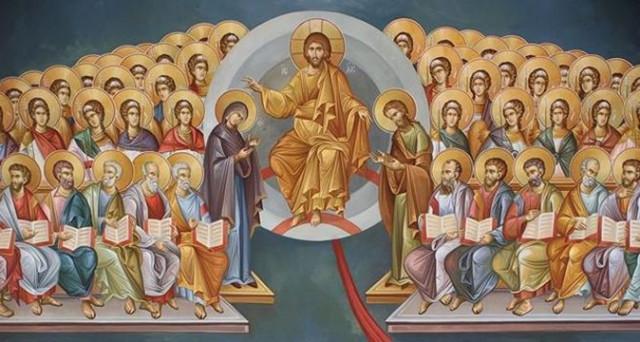 8° giorno di preghiera della Novena