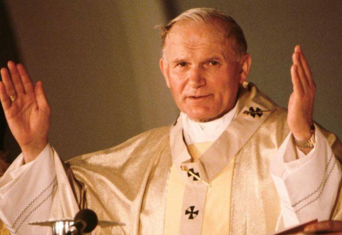 Giovanni Paolo II novena giorno 9