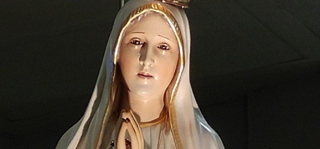 Madonnina di Fatima prega per me