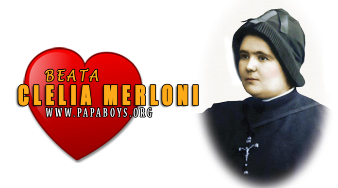 Beata Clelia Merloni