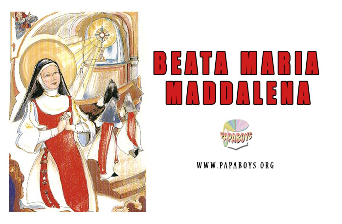 Beata Maria Maddalena dell'Incarnazione