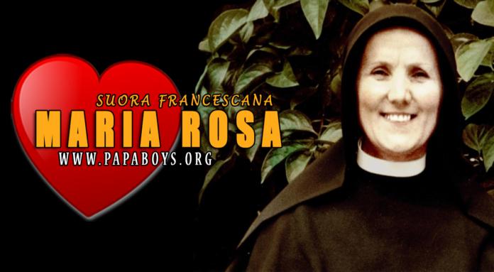 Beata Maria Rosa di Gesù