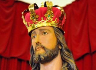 preghiera della sera a Cristo Re