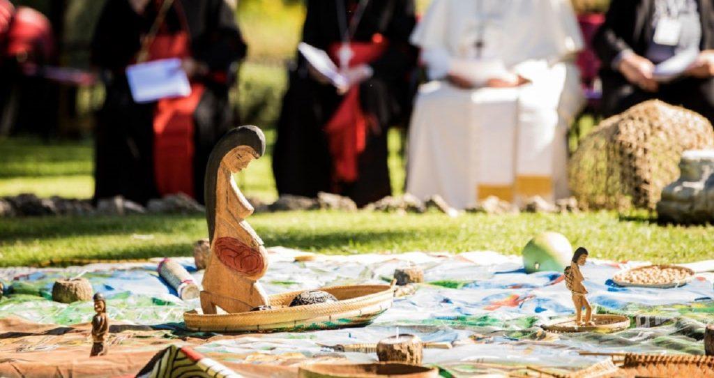 pachamama in vaticano