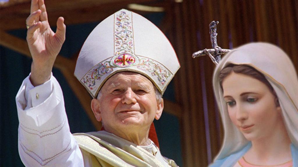 Papa Giovanni Paolo II - Karol