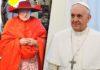 Burke e Papa Francesco