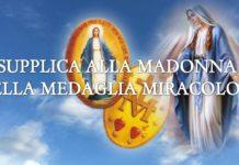 Supplica alla Madonna della Medaglia Miracolosa da recitare questo mercoledì 27 novembre 2019