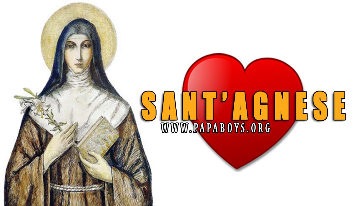 Il Santo di oggi 16 Novembre 2019 Sant'Agnese di Assisi, Clarissa - Papaboys 3.0