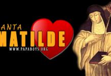 Santa Matilde di Hackeborn