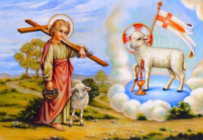 Coroncina al Bambino Gesù