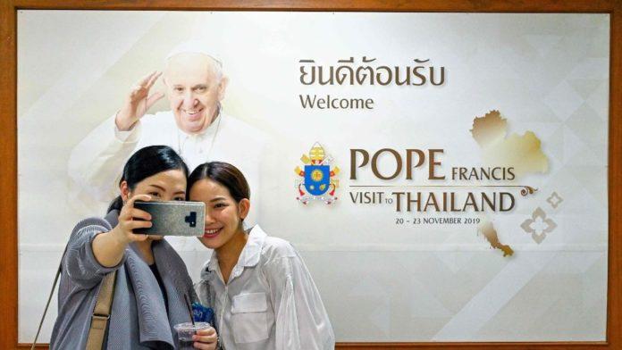 Thailandia si prepara con gioia e stupore al prossimo viaggio di Papa Francesco