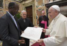 premio ratzinger 2019 papa francesco