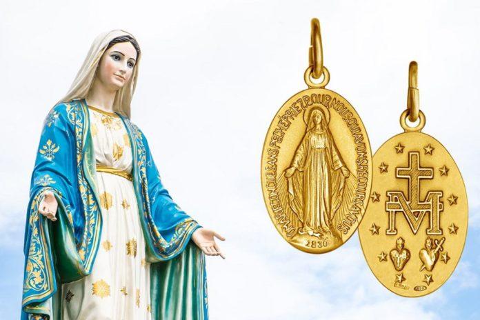 Devozione alla Medaglia Miracolosa. 4° giorno della potente Novena, 21 novembre 2019