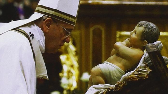 Domenica prossima Papa Francesco sarà in visita a Greccio, ed il Santo Padre invierà a tutto il popolo credente una lettera sul significato del presepio