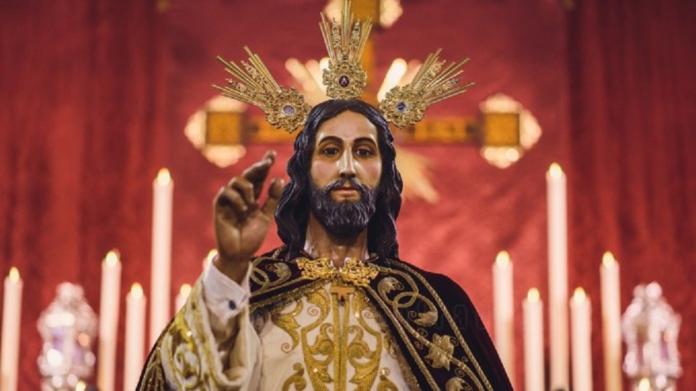 Cristo Re dell'Universo, una delle devozioni più belle e antiche della Chiesa. Oggi è il 4° giorno della Novena