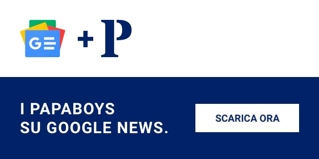 I Papaboys su Google News