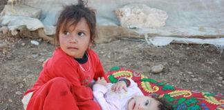 5.500.000 bambini a rischio in Siria
