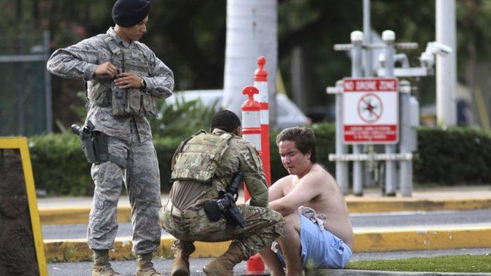 sparatoria nella base militare usa alle hawaii Pearl Harbor