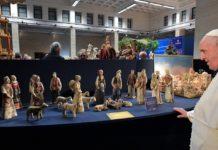 100 prsepi papa francesco