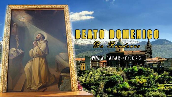 Beato Domenico Spadafora da Randazzo