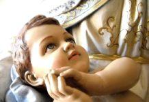 Giovanin Paolo II preghiera a Gesù Bambino