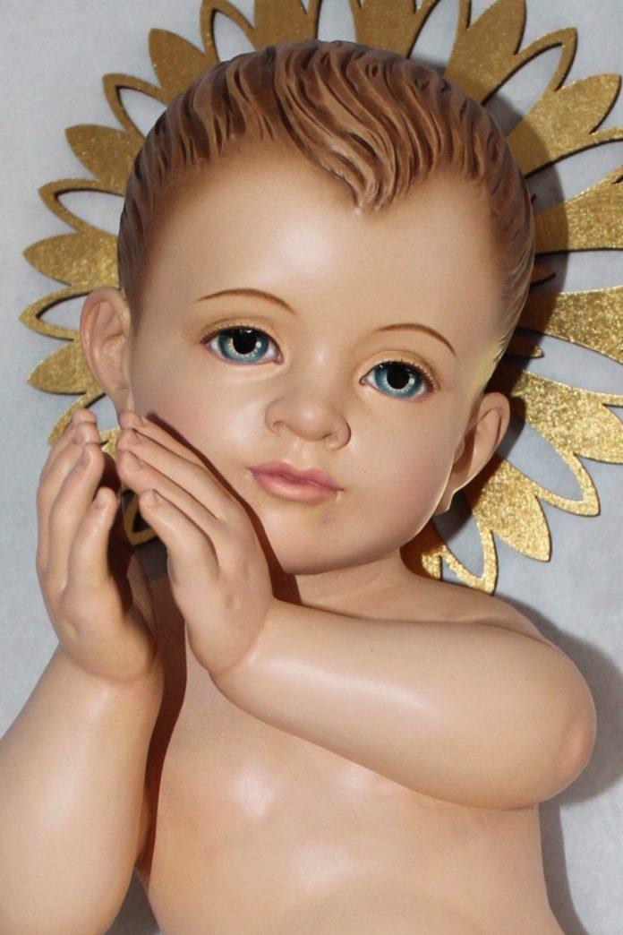Gesù Bambino coroncina