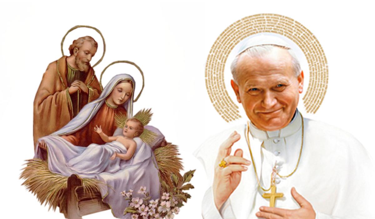 Frasi Natale Giovanni Paolo Ii.Giovanni Paolo Ii Speranza Sempre Presente 24 Dicembre 2019 Vigilia Di Natale Il Messaggio Di Karol