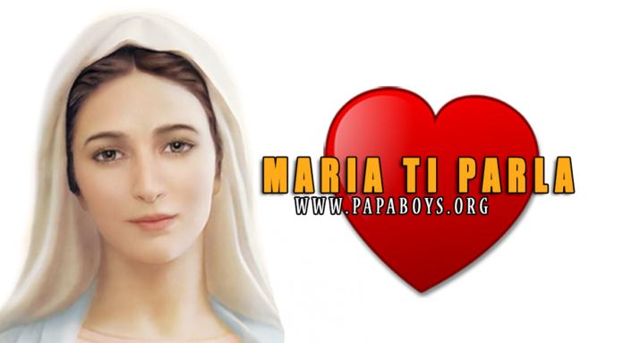 Medjugorje Maria ti parla