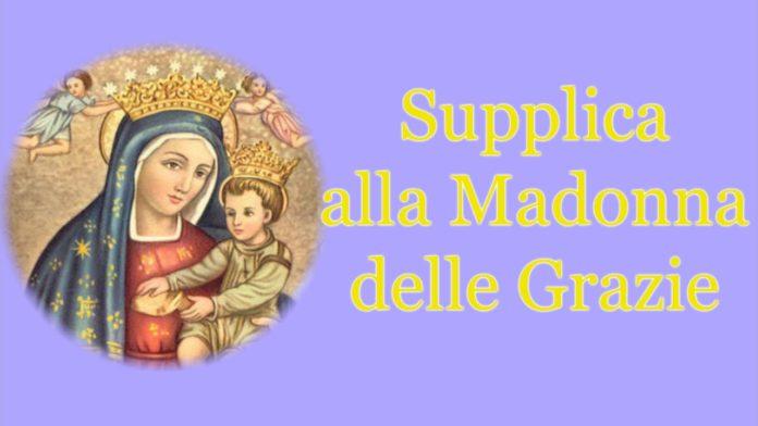 22 dicembre 2019, è la festa della Madonna delle Grazie