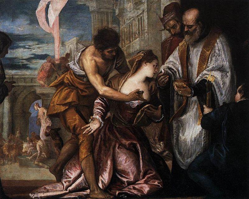 Santa Lucia vergine
