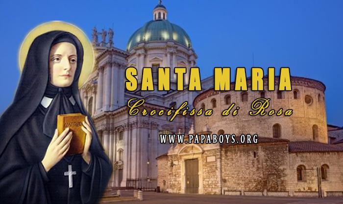 Santa Maria Crocifissa Di Rosa