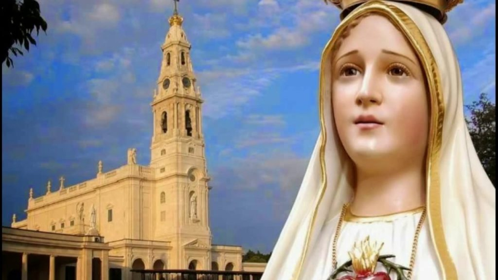 madonna of fatima
