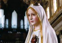 madonna di fatima primi sabati del mese