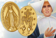 Novena a Caterina Labourè. Invoca questa domenica 22 dicembre 2019 la Santa della Medaglia Miracolosa