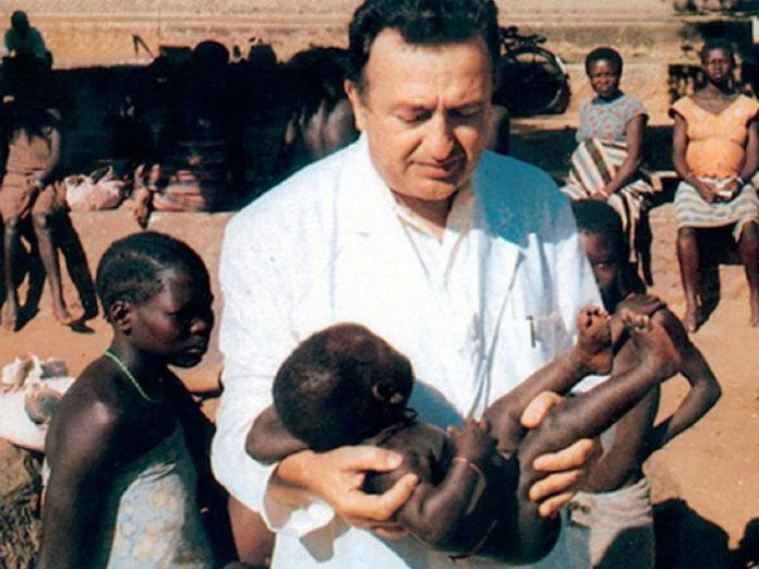 Padre giuseppe ambrosioli riconosciuto il miracolo missionario ospedale di Kalongo uganda