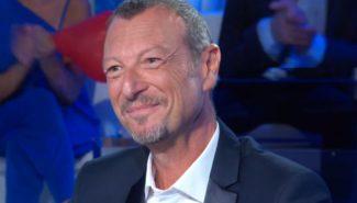 Amadeus parla di Sanremo 2020 e noi gli ricordiamo il tributo dei Papaboys3