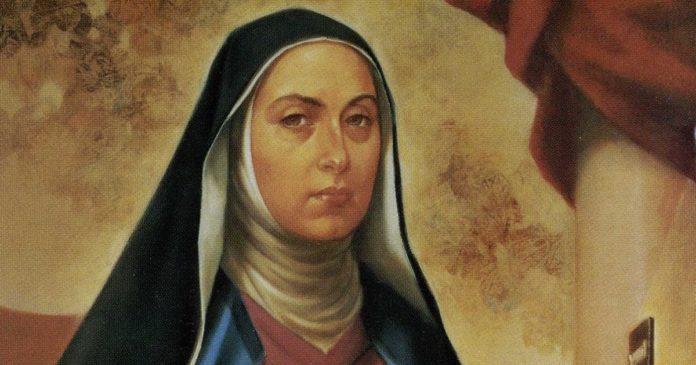 Beata Maria-Celeste Crostarosa
