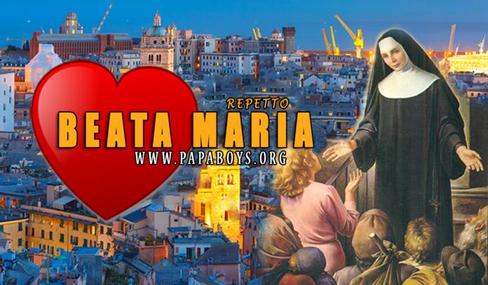 Beata Maria Repetto