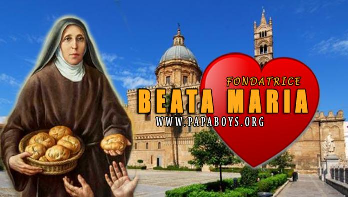 Beata Maria di Gesù Santocanale